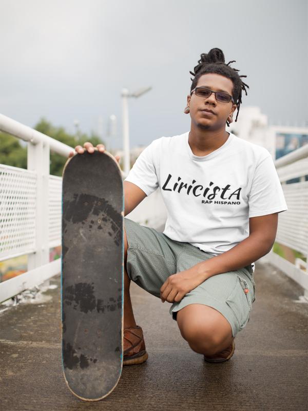 Liricista Rap Hispano – Classic Tee