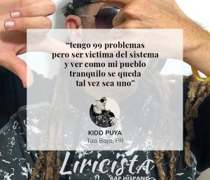 Kidd Puya - Quote