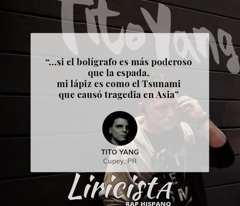 Tito Yang - Quote