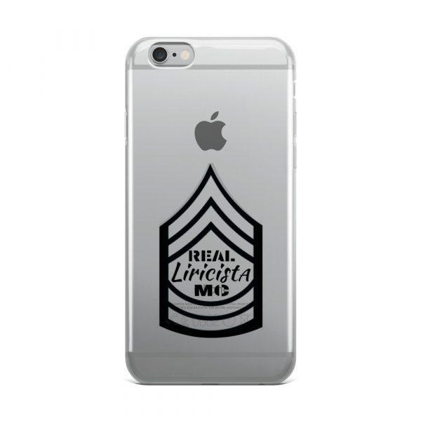 Liricista Real MC- iPhone Case