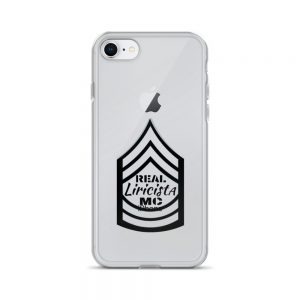 Liricista Real MC- iPhone Case