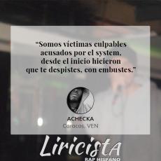 Achecka - Quote