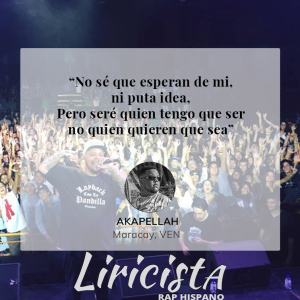 Akapellah - Quote