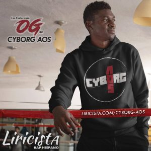 Cyborg OG Hoodie Promo