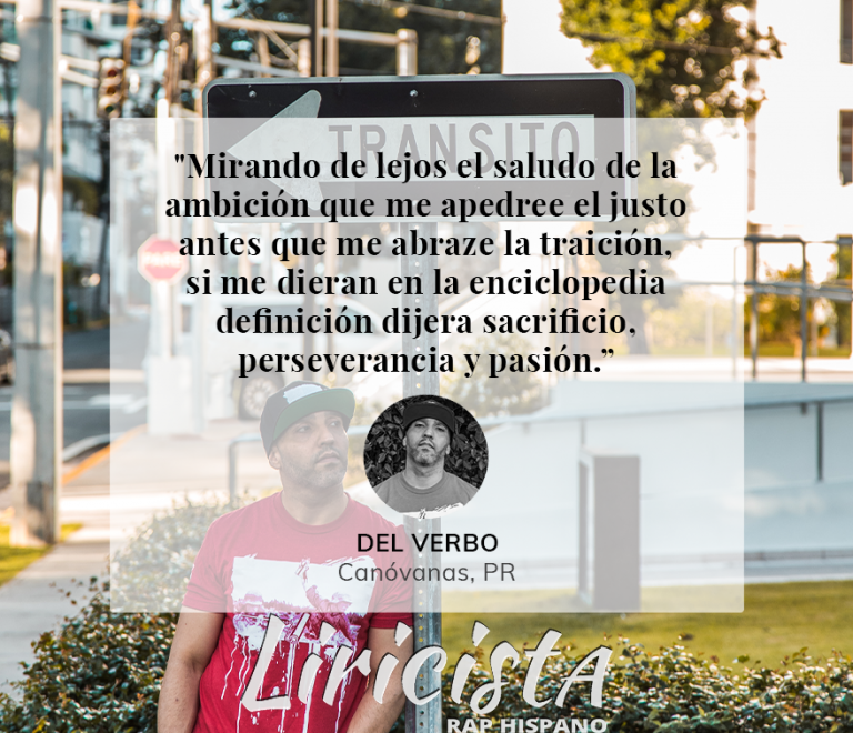 Del Verbo – Quote
