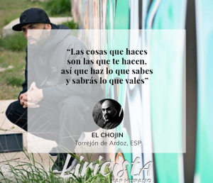 El Chojin - Quote