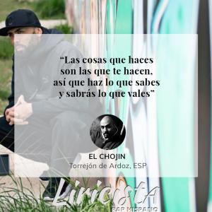 El Chojin - Quote