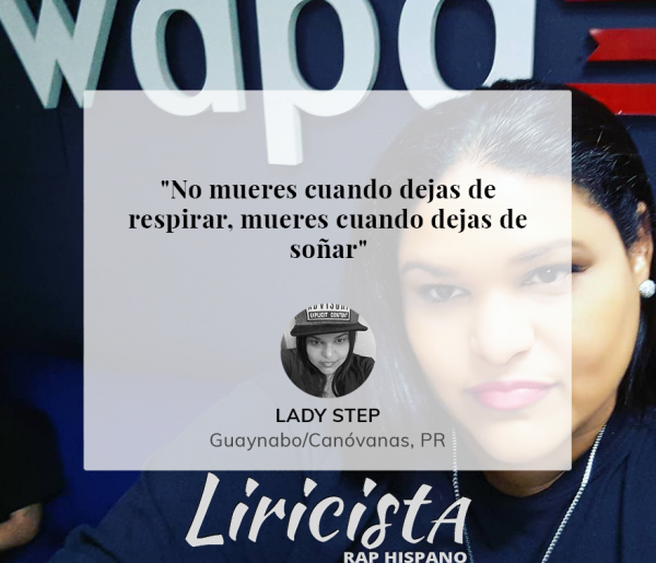 Lady Step - Quote