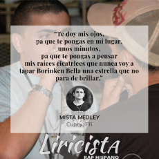 Mista Medley - Quote