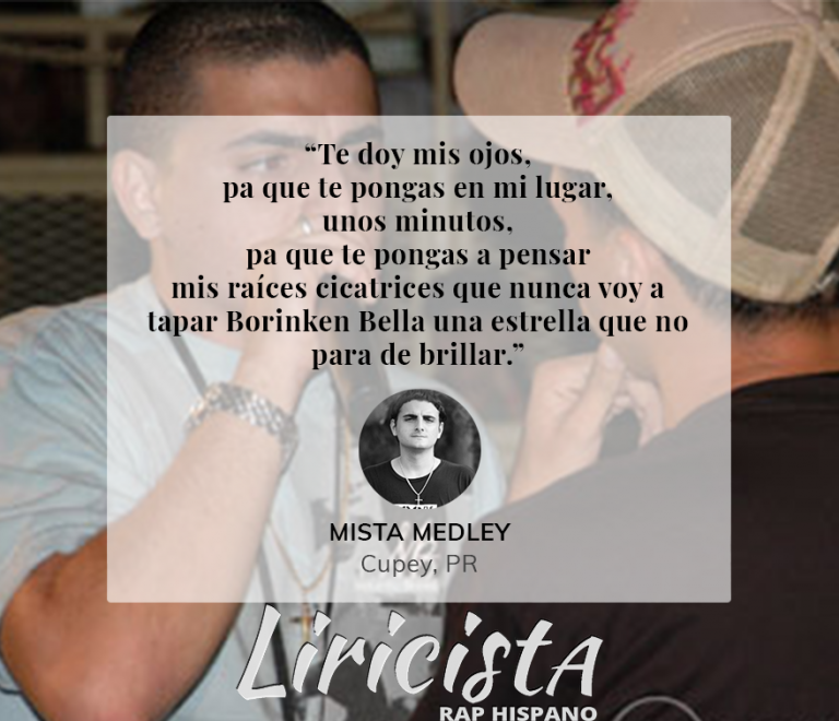 Mista Medley – Quote