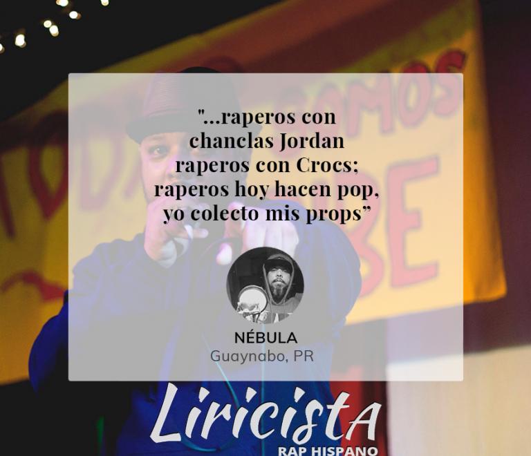 Nebula - Quote