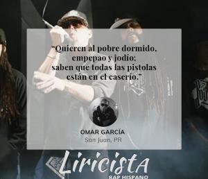 Omar Garcia - Quote