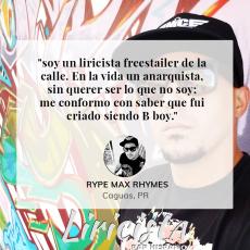 RypeMaxRhymes - Quote