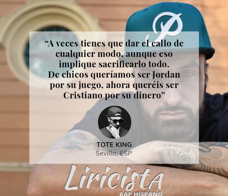 Tote King – Quote