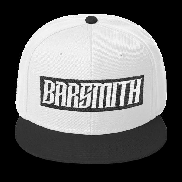 Wrightskillz Barsmith – Gorra – Blanco/Negro