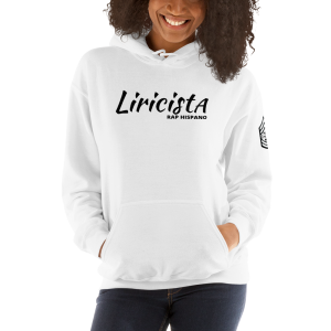 Liricista Rap Hispano – Real MC Rank Hoodie