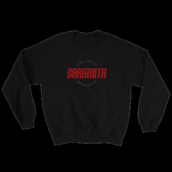 Wrightskillz Barsmith – Sudadera