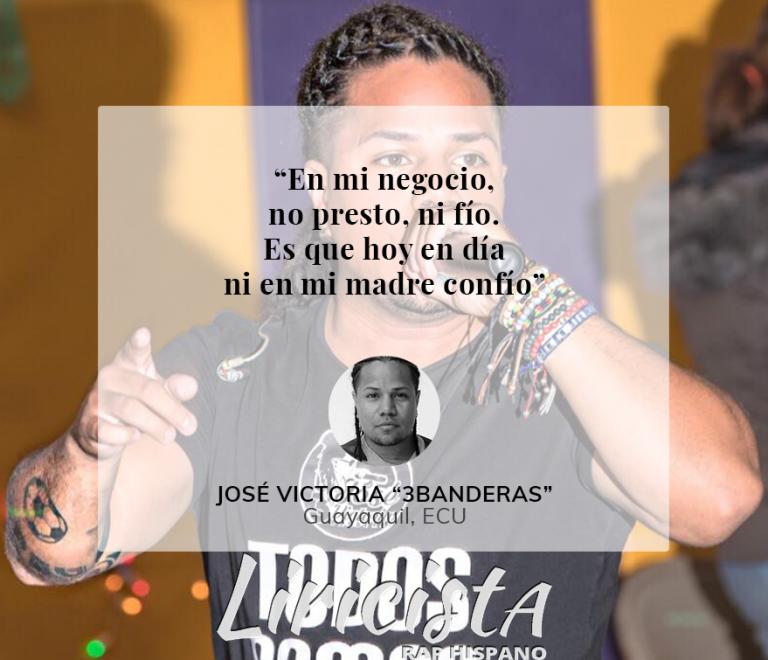 3Banderas - Quote