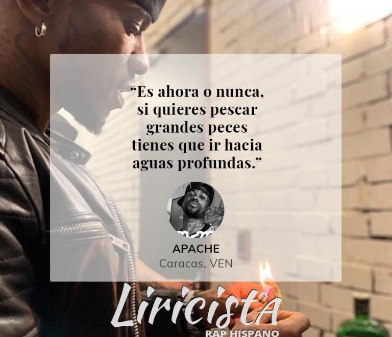 Apache – Quote