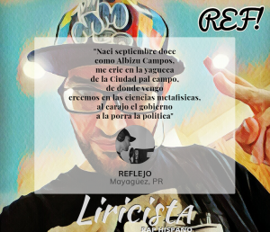 Reflejo - Quote