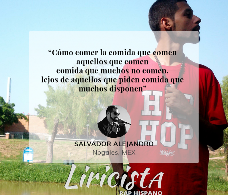 Salvador Alejandro – Quote