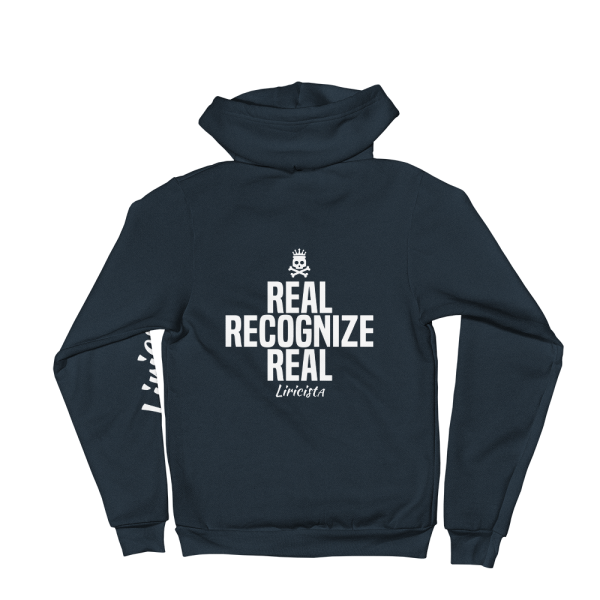 Silli Sins – Real Recognize Real – Collabo Hoodie