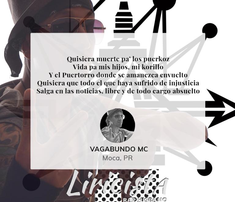 Vagabundo - Quote