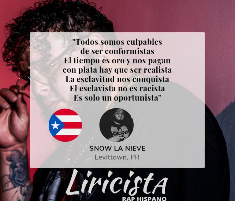 SnowLaNieve – Quote