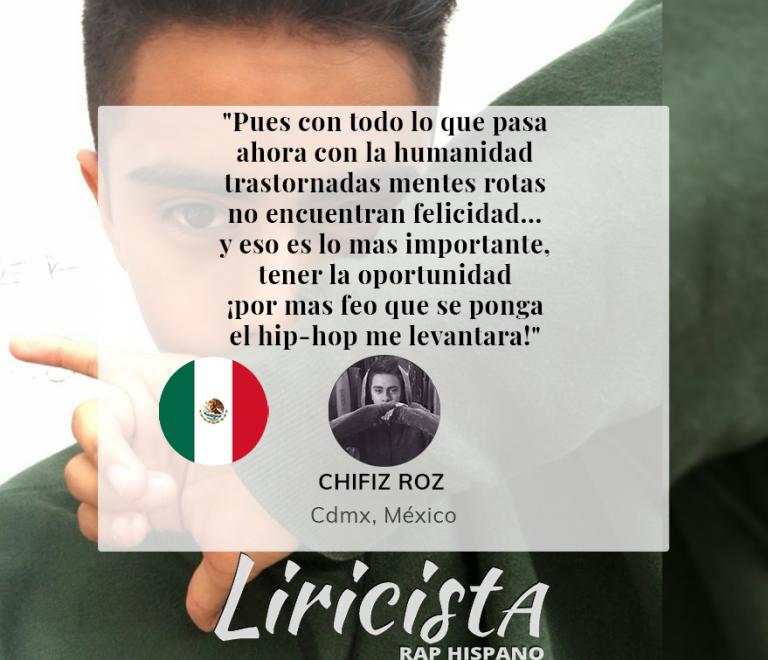 ChifizRoz - Quote
