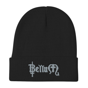 Bellum – Black Beanie