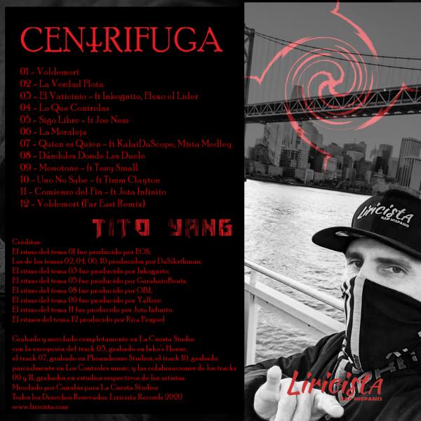 Centrifuga – Tito Yang – Edición Digital