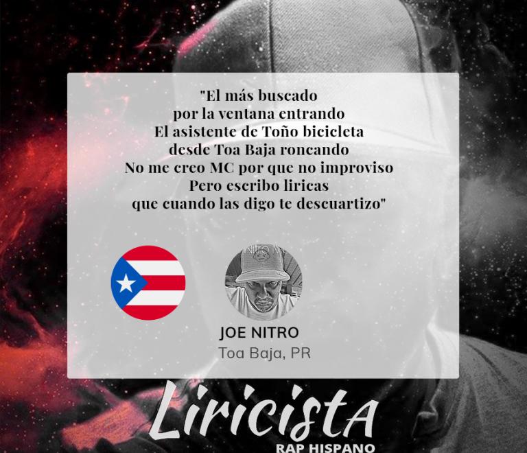 Joe Nitro – Quote